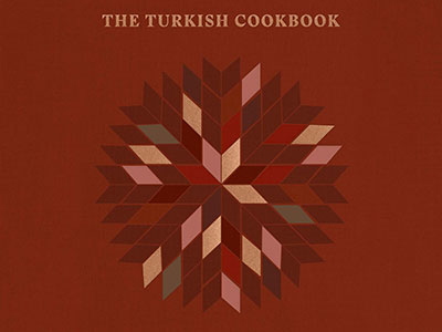 The Turkish Cookbook [9780714878157]