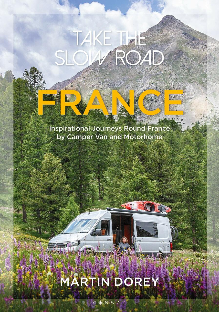 Take The Slow Road France cover photo