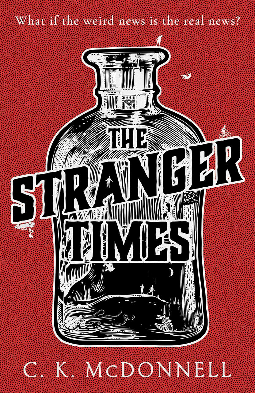 The Stranger Times cover photo