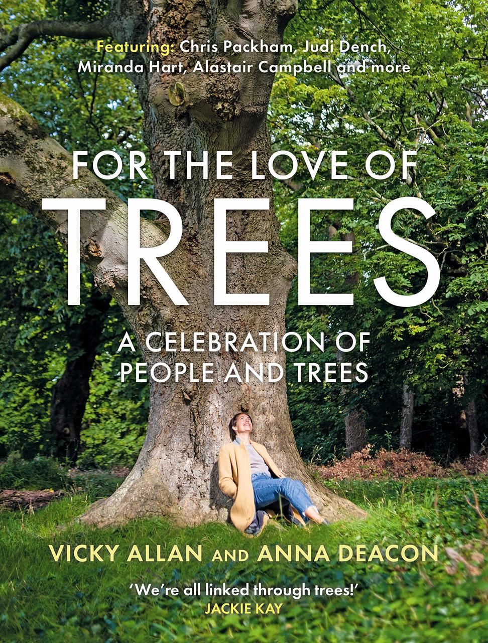 For the love of trees cover photo